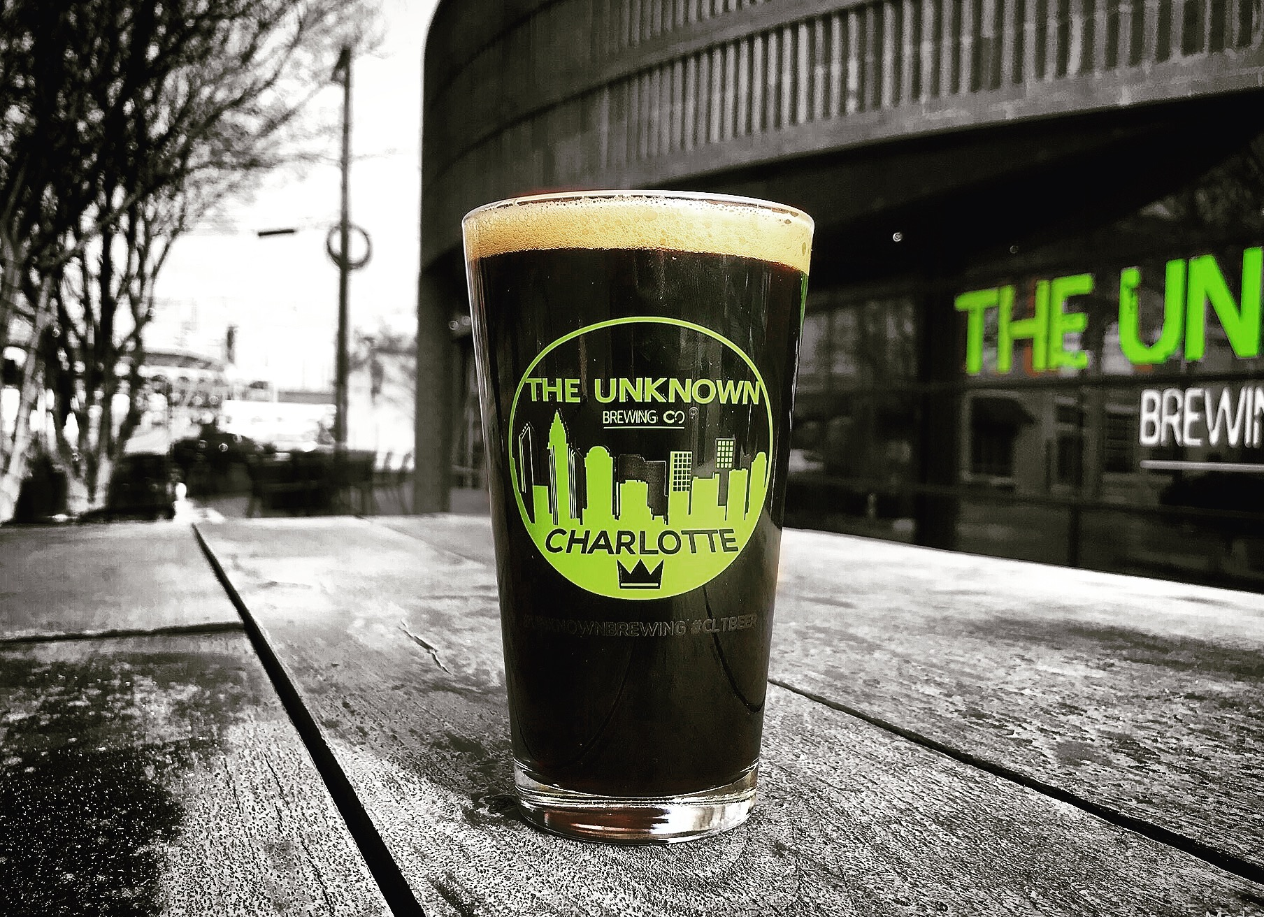 The Unknown Brewing Co