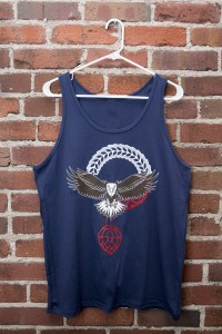 america-blue-tank-front